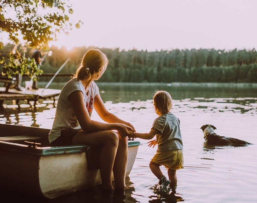 How to be an Amazing Mom When You Do Not Have it all Together